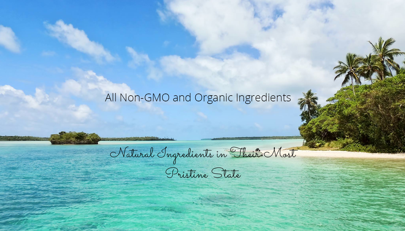 Non-GMO and Organic Ingredients | CocoBright Toothpaste