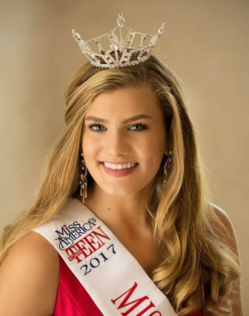 Miss Stateline Michigan's Outstanding Teen | CocoBright Toothpaste