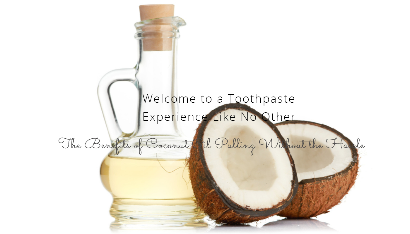 Toothpaste Like No Other | CocoBright Toothpaste